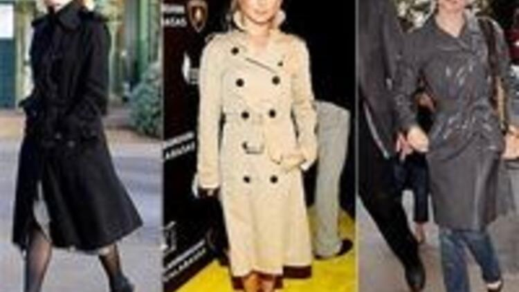 Eskiden ve yeniden, modanın demirbaşı: Trençkot