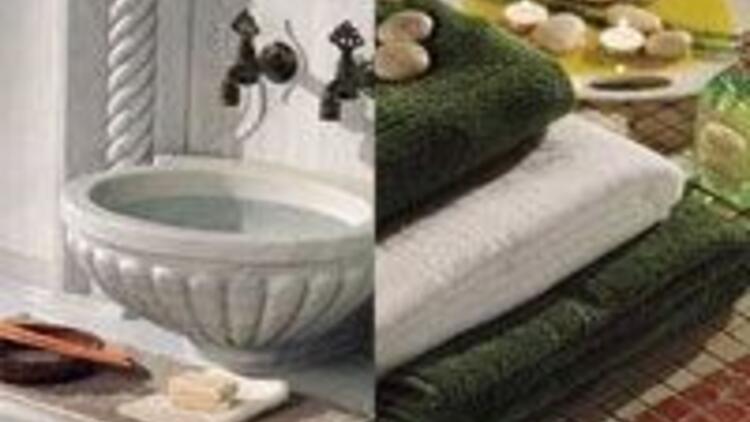 Banyolarda hamam modası yükselişte!