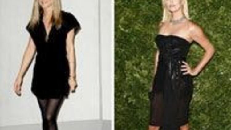 Şık ve zarif bir görünüm için siyah mini elbiseler