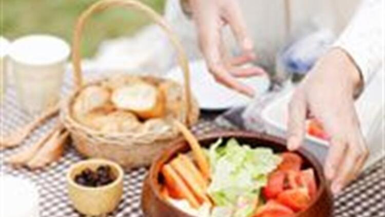 Stesli ve yoğun tempoda doğru beslenmenin yolları