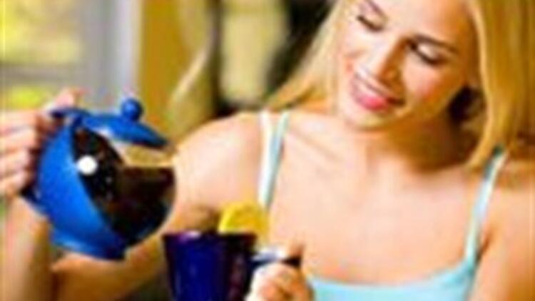 Zayıflama çayı ile zayıflayın