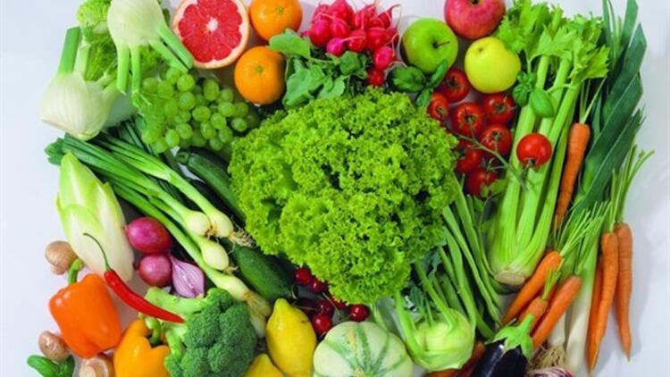 Sağlıklı Sebze ve Meyve Rehberi