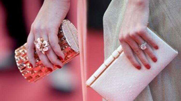 Cannes Film Festivali Ünlü Aksesuarları