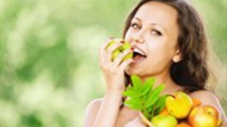 Meyveli sebzeli diyet