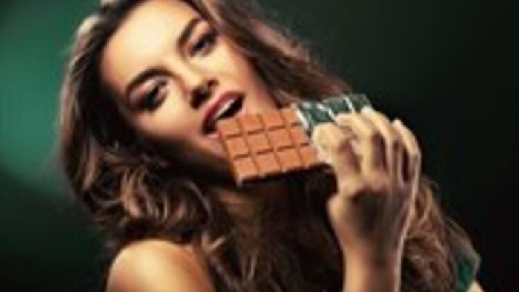 Çikolata Diyetiyle Eri!