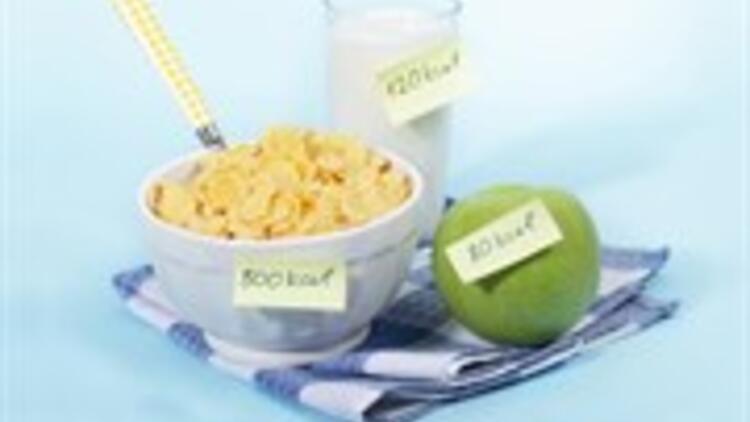 İşte Besinlerin Kalori Değerleri!