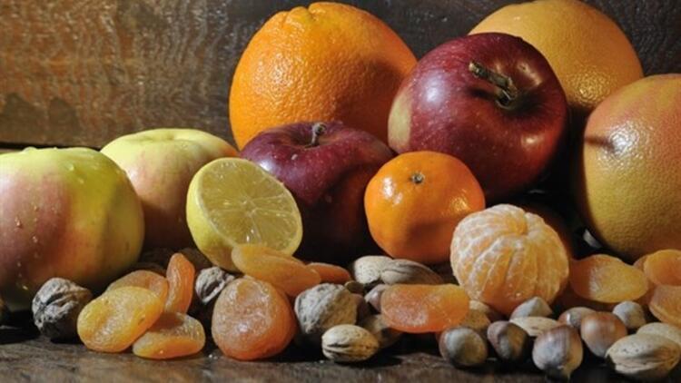 Mucize Kış Meyveleri!