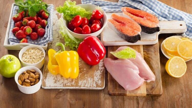 1100 Kalorilik Diyet