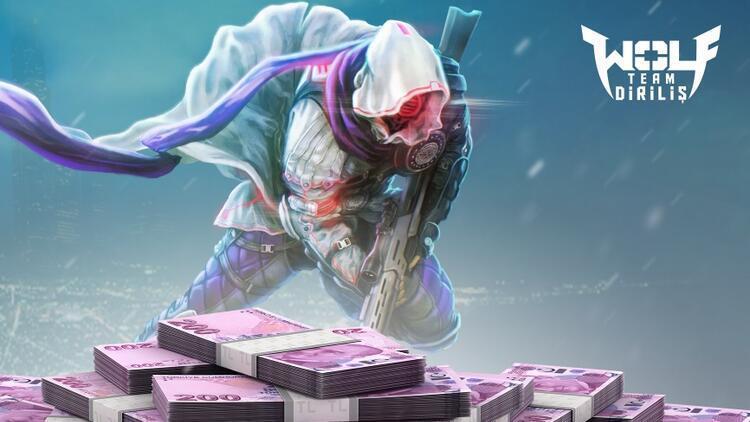 Wolfteam güncellemesi ile Neon renkli silahlar geliyor