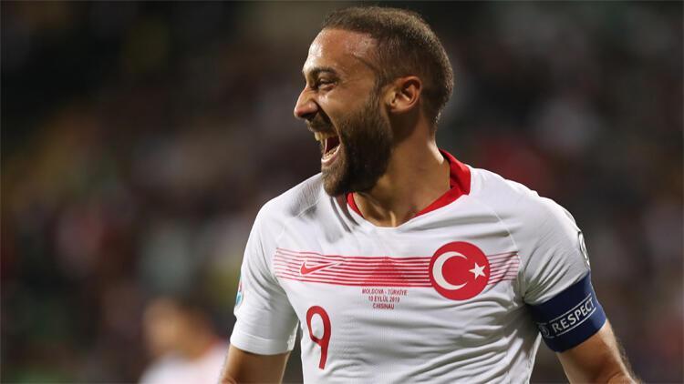 UEFA, Cenk Tosun'u aday gösterdi