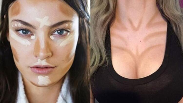 Kontür Makyajı Hakkında Bilmeniz Gereken 6 Şey