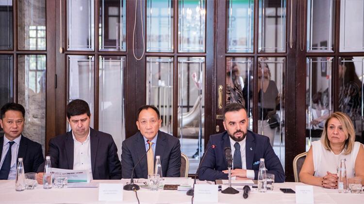 Hong Konglu fuar devi Türk firmaları için İstanbul'a geldi
