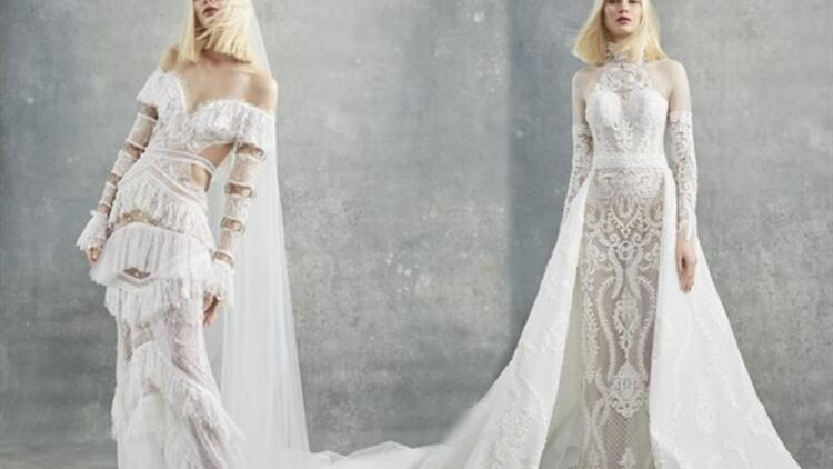 Sagaza, İlkbahar-Yaz 2019 Bridal Koleksiyonu