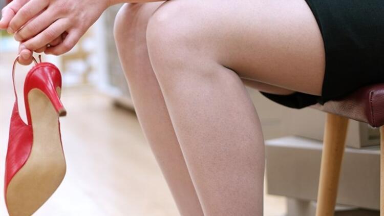 Topuklu Ayakkabılar Sağlığa Zararlı mı?