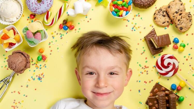 Çocuğunuzu Şekerle Zehirlemeyin!