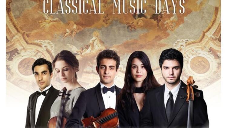 ÇEV Sanat'ın Genç Yeteneklerinden Venedik'te Klasik Müzik Günleri