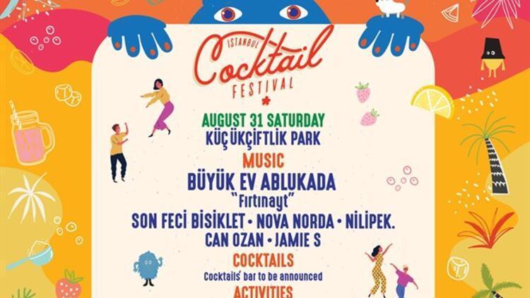 İstanbul Cocktail Festival'ine Katılmak İçin 10 Neden