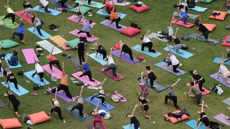 Yoga & Wellness Festivali Akasya'da Kutlanıyor