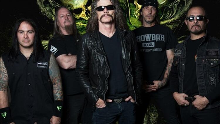 Thrash Metalin Dev İsmi Overkill, 3 Konser İçin Türkiye'de!