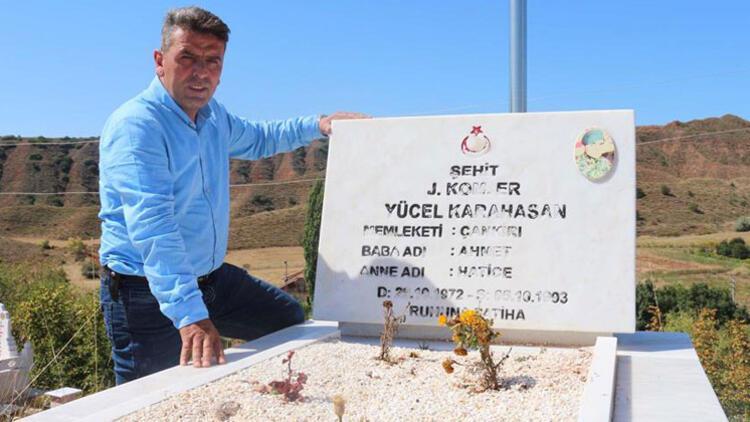 Parisli gurbetçi, topladığı yardımlarla şehit mezarlarını yeniledi