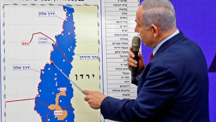 """Netanyahu'nun """"ilhak"""" vaadine bir tepki de Rusya'dan"""