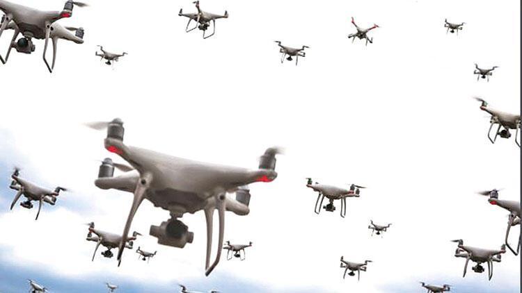 İlk drone gücü 2020de