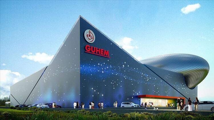 'Gökmen Uzay Havacılık Eğitim Merkezi' 23 Nisan'da açılacak