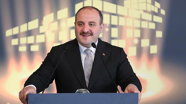 Bakan Mustafa Varank, EBRD Başkanı Suma Chakrabarti'yi kabul etti