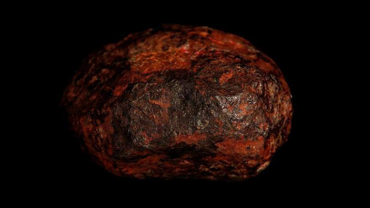 Dünya üzerinde hiç görülmemiş bir mineral türü keşfedildi
