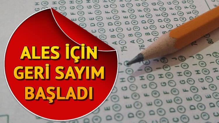 ALES giriş belgeleri açıklandı! ALES sınav giriş yerleri nasıl sorgulanır?