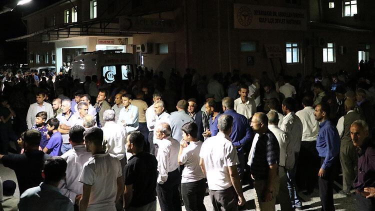 Son dakika... Diyarbakır'da alçak saldırı: 7 vatandaşımız şehit oldu