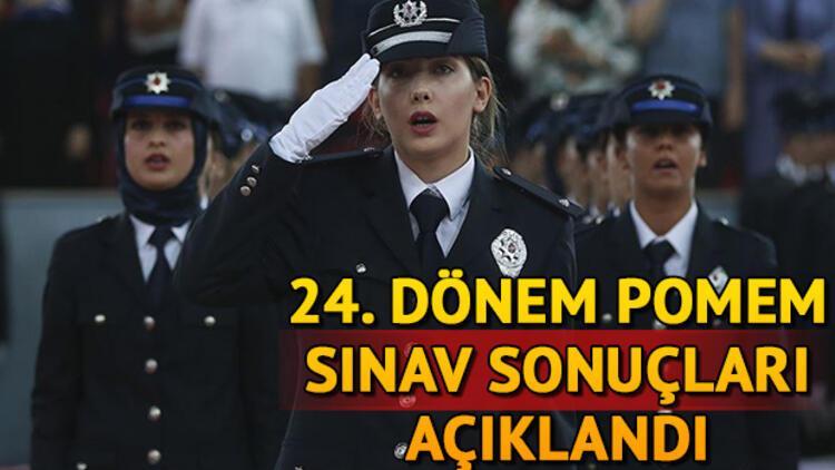 24. Dönem POMEM sınav sonuçları açıklandı! 3 bin polis alımı sınav sonucu sorgulama