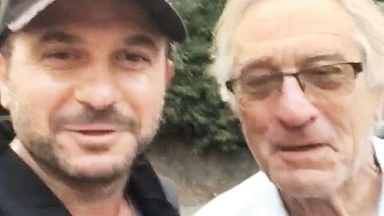 Robert De Niro'dan mesaj var