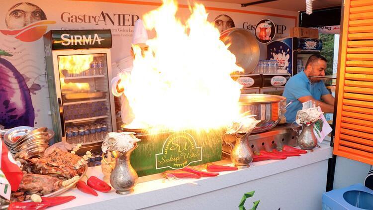 Gaziantep'in yöresel lezzetleri GastroAntep ile dünyanın karşısına çıktı