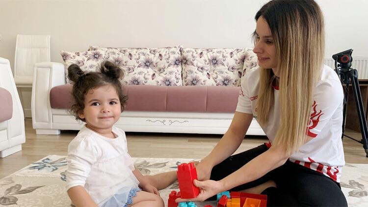 Hem anne hem de paralimpik şampiyon; Gülşah Düzgün