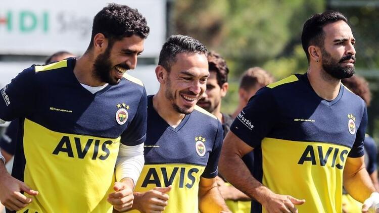 Fenerbahçe'de Alanyaspor hazırlıkları sürüyor