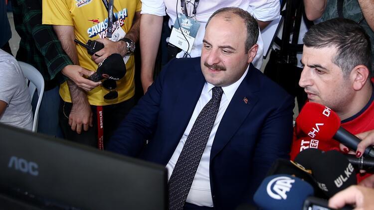 Sanayi ve Teknoloji Bakanı Mustafa Varank: Adım atmamız gerekirse bundan çekinmeyiz