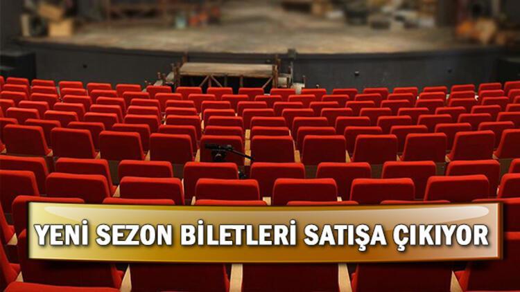 İBB Şehir Tiyatroları yeni sezon tarihi belli oldu! Biletler 18 Eylül'de satışa çıkıyor