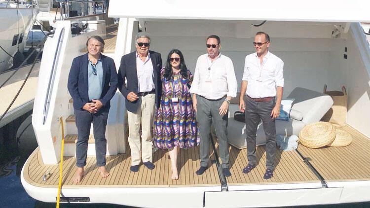 Bursa ve Tuzla'dan Japonya'ya tekne satıyor