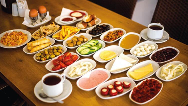 Kahvaltı israfı