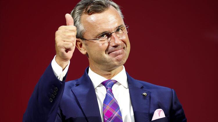 FPÖ'nün yeni lideri, 'Kuzu postuna bürünmüş kurt'