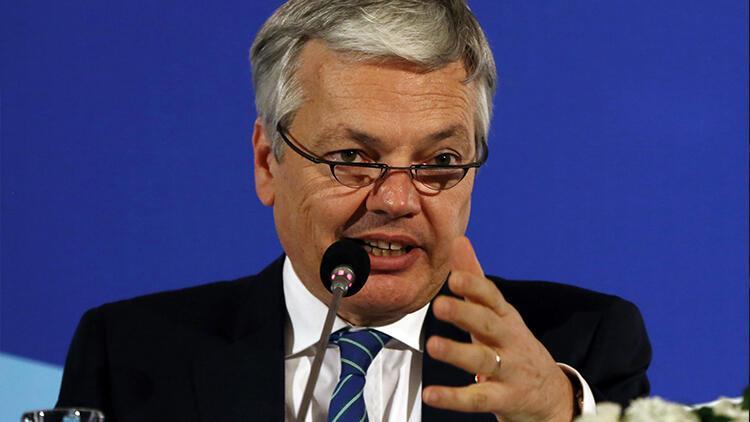 """Belçika dışişleri bakanına """"kara para aklama"""" soruşturması"""