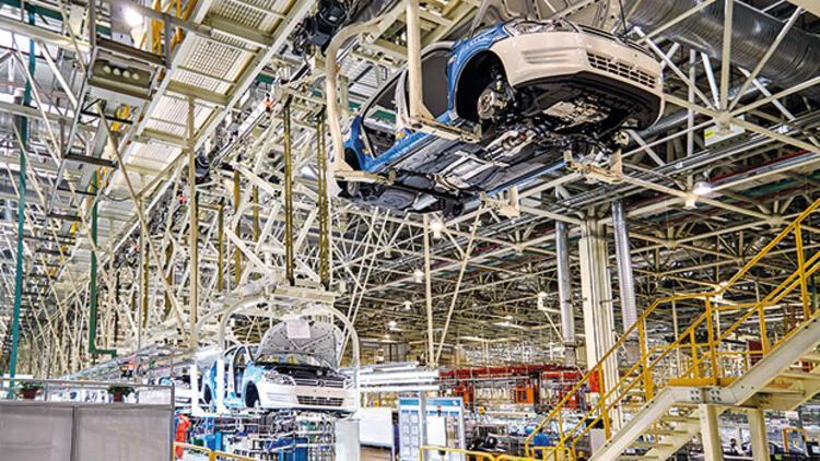 VW fabrikasının Manisa'da yöresi bile belli