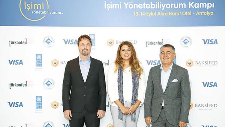 KOBİ'lere öz disiplin... UNDP, Visa ve TÜRKONFED bankalarla birlikte şirketlere finansal okuryazarlık seferberliği başlattı