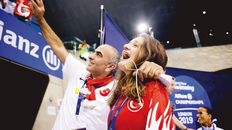 Balık kız Sümeyye Türkiye'nin gururu oldu