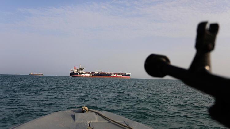 Tansiyon yükseliyor... İran BAE tankerine el koydu