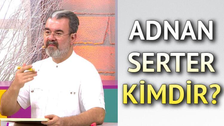 Kuaförüm Sensin jüri üyesi Adnan Serter kimdir?