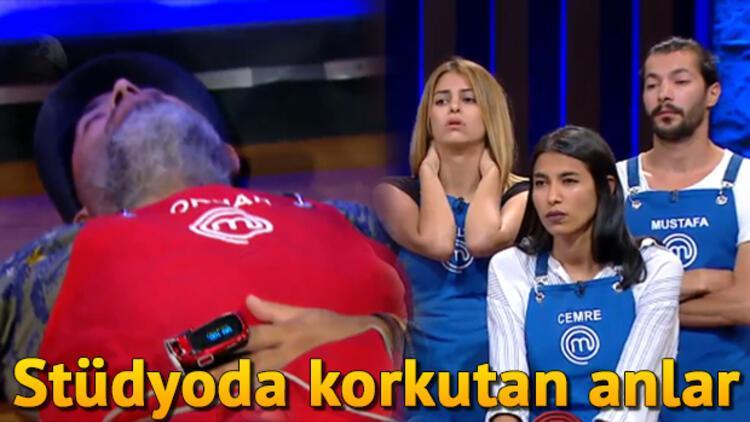MasterChef Türkiye'de dokunulmazlık oyunu sonrası korkutan anlar! MasterChef eleme adayları kimler oldu?