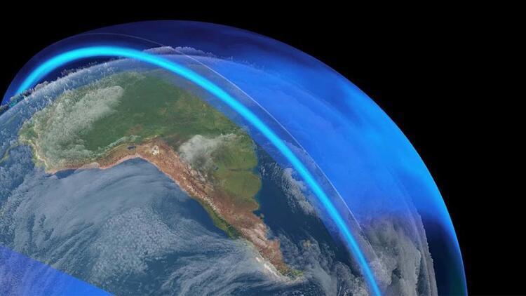 Ozon tabakasındaki delik küçülüyor: Son 30 yılın en düşük seviyesine geriledi