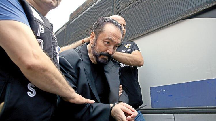 Adnan Oktar suç örgütü hakim karşısına çıkıyor